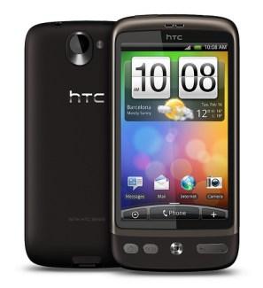 HTC Desire : Plusieurs coloris seront disponibles ?