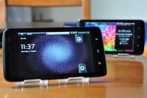 Bientôt, la tablette Dell Streak 5 sous Android 2.1 !
