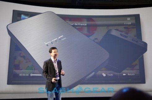 Le HTC Media Link apportera le multimédia à votre téléviseur, depuis votre téléphone