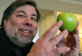 Steve Wozniak, défenseur d'Android… dans un iPhone