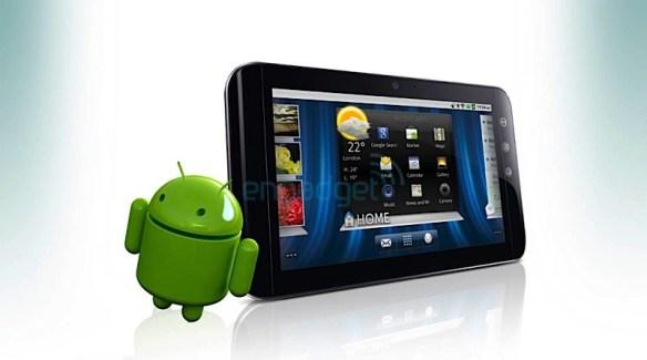 Dell prépare sa tablette Streak en version 7 pouces