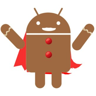 Le HTC Hero sous Android 2.3.2 'Gingerbread' (Cyanogen)