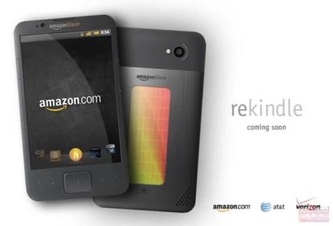 Amazon prépare le premier smartphone à écran Mirasol & dual-core sur Android