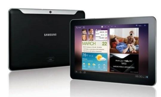 Les Samsung Galaxy Tab 10.1 et 8.9 arriveront en juillet en France