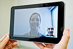 Google s'allie à SRI International pour offrir un meilleur chat vidéo sous Honeycomb