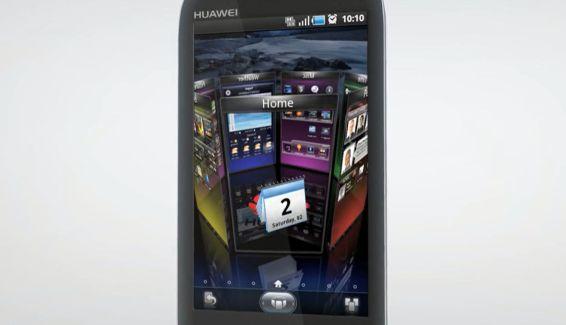 Le Huawei Vision intégrera bien l'interface SPB Shell 3D