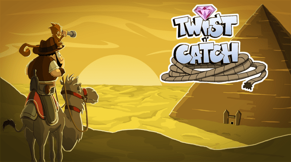 Trailer de Twist n'Catch : un jeu développé par un studio français
