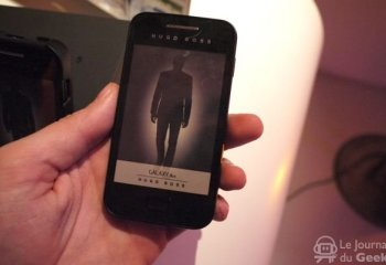 Un Samsung Galaxy Ace Hugo Boss arrivera chez The Phone House