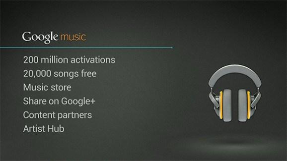Lancement du Google Music Store, concurrent d'iTunes et d'Amazon MP3