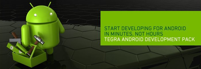 L'image d'Android ICS est disponible pour l'architecture Tegra 2