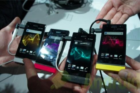 Sony Mobile : Pas de smartphones quadricoeurs avant 2013