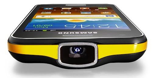 Samsung annonce le Galaxy Beam : un smartphone de 4 pouces avec pico-projecteur intégré