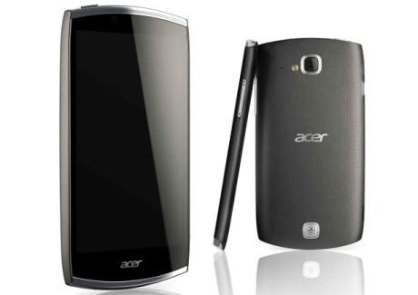 MWC 2012 : Acer dévoilerait le CloudMobile, un smartphone HD sous ICS