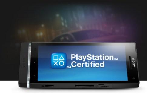 Le PlayStation Store est disponible sur le Xperia S