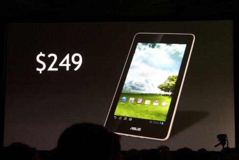 Nexus Tab, elle pourrait bien exister…