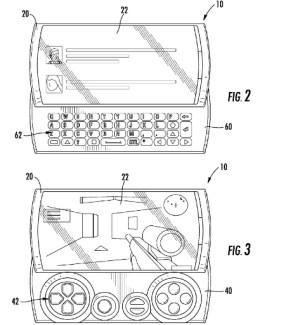 Le «Xperia PLAY» aurait pu avoir à la fois un pad et un clavier coulissants