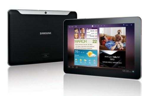 Les Samsung Galaxy Tab vont pouvoir bénéficier de ICS cet été