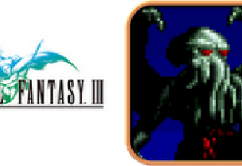 Final Fantasy III et Cthulhu Saves The World, les deux RPG sont disponibles sur le Play Store