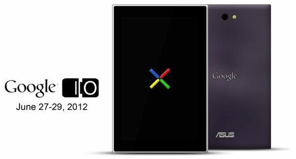 La tablette ASUS Nexus 7 sera présentée au Google I/O