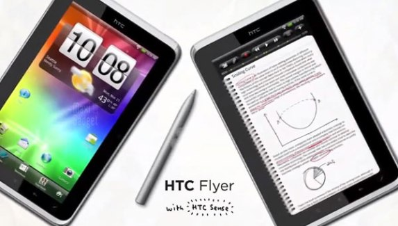HTC confirme qu'une Flyer 2 est en développement