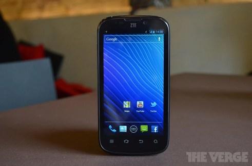 ZTE annonce son smartphone pour joueurs : le Grand X avec un nVidia Tegra 2