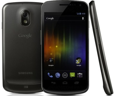 Le Galaxy Nexus à 2 vitesses