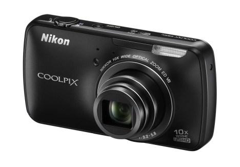 Nikon COOLPIX S800c : Android mais pas seulement... !
