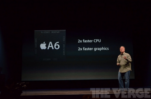 Le Galaxy S III plus puissant que l'iPhone 5