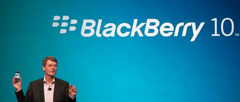 A la découverte de Blackberry 10, le futur système de RIM