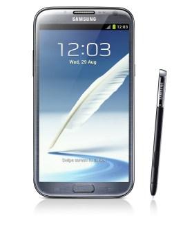Vers un Galaxy Note II Dual-SIM ?
