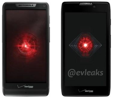 Les photos des Motorola DROID RAZR M et RAZR HD viennent de fuiter quelques heures avant leur présentation