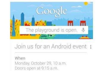 Google Event du 29 octobre : Nexus 7 3G, Nexus 10, Nexus 4 et encore plus ?