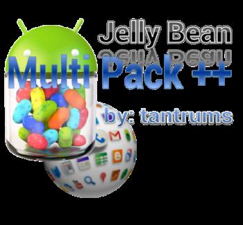 Multipack++ : Gapps et optimisations Jelly Bean