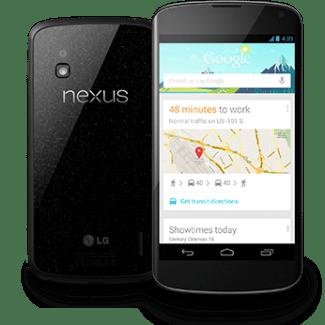 LG ne commercialisera pas le Nexus 4 en Belgique et aux Pays-Bas