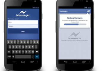 "LeWeb'12 : Facebook Messenger accessible sans compte ""Facebook"""
