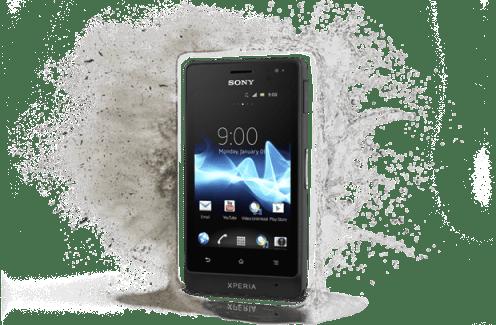 Sony : une mise à jour de stabilité et de performance pour les Xperia P, U, Go et Sola