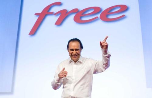 Free Mobile gagne 640 000 abonnés et représente 11 % du marché mobile
