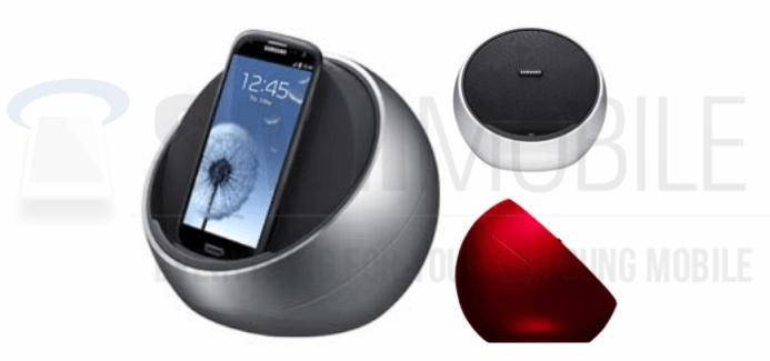 Un dock audio Samsung pour début 2013