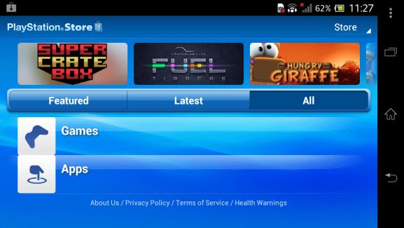 Playstation Mobile : Au tour des HTC One XL et One X+