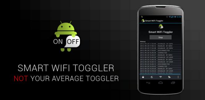 Smart Wifi Toggler : activer et désactiver le Wifi automatiquement