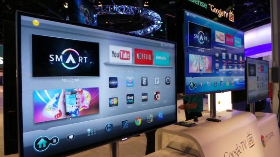 CES 2013 : Hisense dévoile les écrans 55 pouces et 65 pouces XT780 avec Google TV intégré
