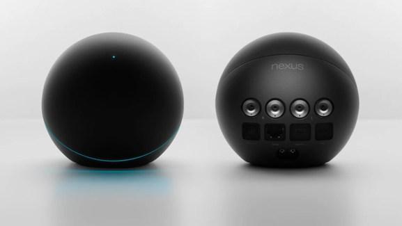 Google confirme que la Nexus Q ne sera jamais en vente