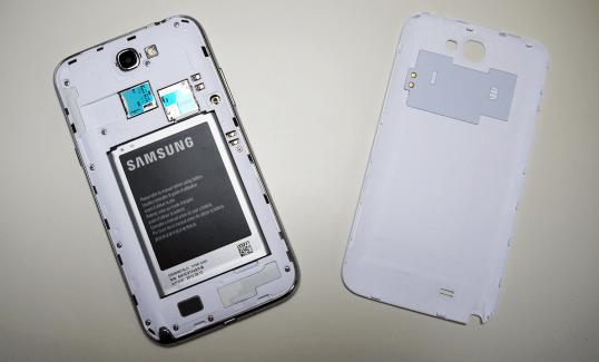 Les utilisateurs du Samsung Galaxy Note II se plaignent d'une baisse de l'autonomie suite à la dernière mise à jour