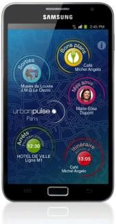 Sortez et bougez grâce à l'application Urban Pulse sur Android
