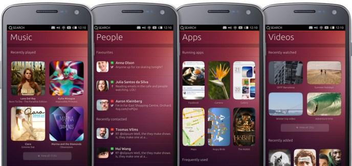 CES 2013 : Ubuntu for Phones sera disponible au mois de février sur le Galaxy Nexus