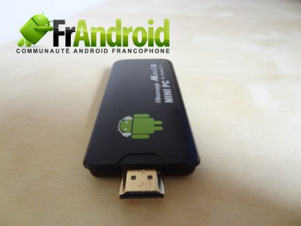 Test de l'Android Mini PC Rikomagic MK802IIIS dual core