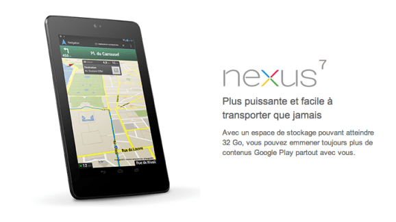 Nexus 7 : 4,6 millions de tablettes vendues en 2012 ?