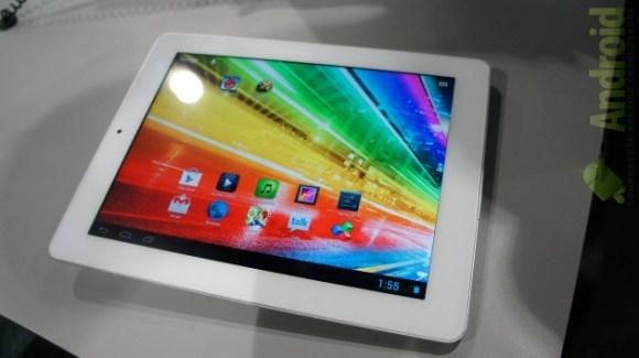Archos annonce officiellement la gamme Platinium avec trois formats de tablettes
