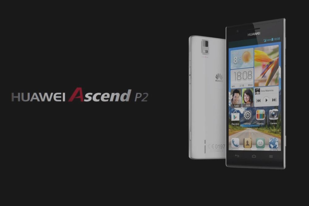 Huawei officialise son Ascend P2 : 4,7″, Quad-Core et 4G