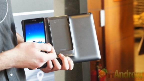 Prise en main du ASUS Padfone Infinity au MWC 2013